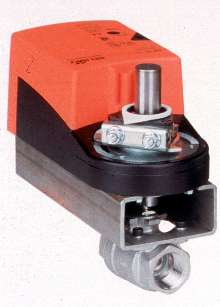 Ball Valves suit HVAC and OEM applications.