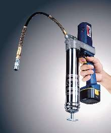 Grease Guns deliver grease flow at up to 6,000 psi.