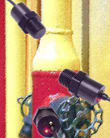 Proximity Sensors provide liquid level sensing.