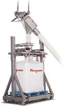 Bulk Bag Filler is USDA accepted.