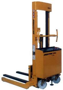 Power Lift Stacker suits light-duty applications.