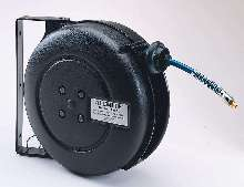 Air/Water Hose Reel offers pressure rating of 218 psi.
