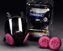 Respirator Kit offers protection for mold remediation.