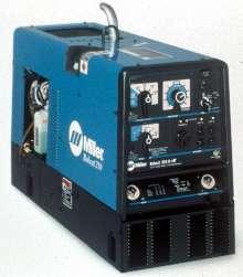 Welding Generator uses Kubota diesel engine.