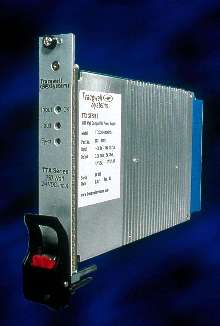 Power Supplies suit harsh military applications.
