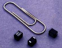 Surface Mount RF Inductors offer shielding.