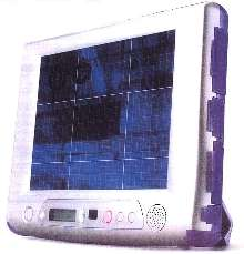 Tablet PC is wireless and rugged.