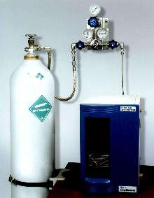 Backup System prevents unexpected gas outages.