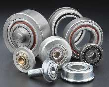 Ball Bearings have solid inner rings.