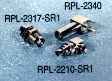 Coaxial Connectors satisfy FCC Part 15 interface requirements.
