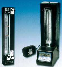 Liquid and Gas Controllers provide accuracy to ±3% FS.