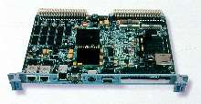Single Board Computer offers up to 1 Gbyte SDRAM.
