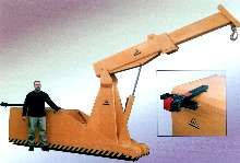 Mobile Hydraulic Crane is self-propelled.