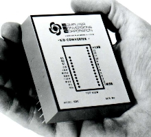 Synchro to Digital Converters is miniature in size.
