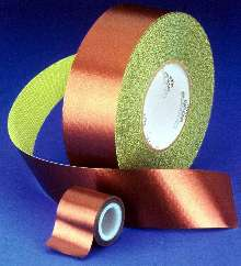 Copper Tape suits heat sealing units in packaging equipment.
