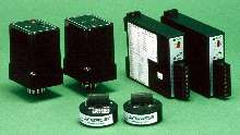 Thermocouple Transmitters feature cold junction compensation.