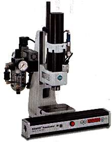 Press Control System works with air-powered presses.