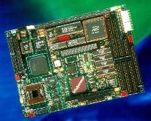 Single Board Computer handles industrial applications.