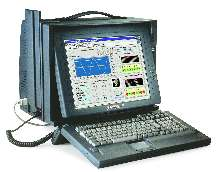 Portable Computer speeds field work with 1.4 GHz CPU.