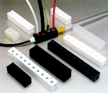 Plastic Manifolds are offered in various materials.
