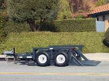 Trailers offer capacities from 2,000 to 10,000 lb.