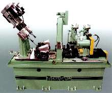 Gundrilling Machine offers secondary twist drill function.
