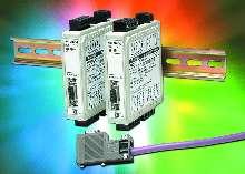 Input Modules monitor temperature sensor signals.