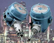 Pressure/Temperature Switches suit hazardous locations.