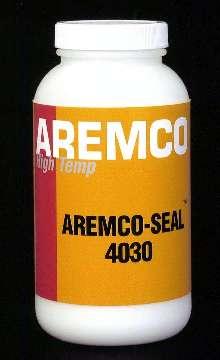 Ceramic-Silicone Sealant handles temperatures to 2,000°F.