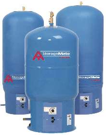 Hot Water Tanks add storage to existing water heaters.