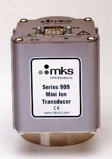 Transducer suits high-vacuum applications.