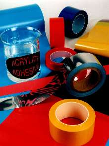 Adhesive Tapes offer solvent-based systems.