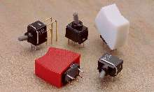 Miniature Switches suit handheld equipment.