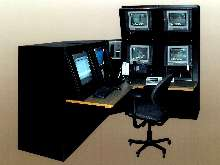 Control Console offers single, 2, and 3-tier viewing levels.