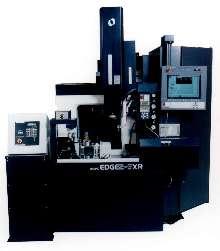 Machining Center handles turbine-blade cooling holes.