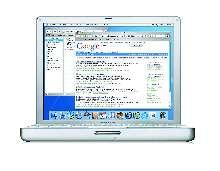 Notebook Computer offers 867 MHz PowerPC G4 processor.