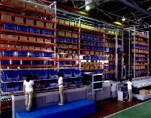 Modular Storage System offers automated operation.