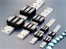 Linear Motion Guide has Caged Ball(TM) Technology.