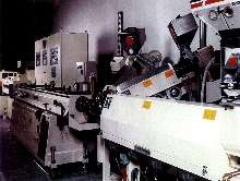 Cosmetic Tubing Systems offer high-speed peripheral cutting.