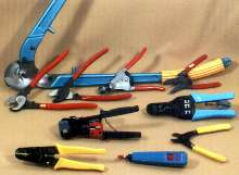 Installation Tools have multiple function capabilities.