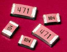 Thermistor suits circuit-protection applications.