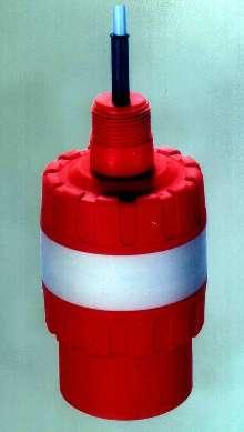 Level Transmitter utilizes ultrasonic technology.
