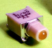 Indicators complement toggle, rocker, and pushbutton switches.