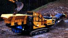 Mobile Impact Crusher offers production of up to 441 tons/hr.