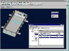 Software creates custom engineering environment.