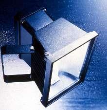 Luminaire provides outdoor-architectural illumination.