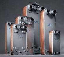 Brazed Heat Exchangers are offered in two types.