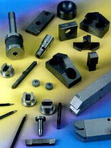 Carbide Wear Parts are manufactured to specification.