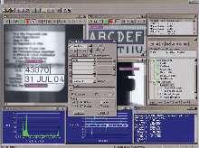 Software simplifies machine vision tasks.