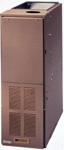 Gas Furnace maximizes energy efficiency.